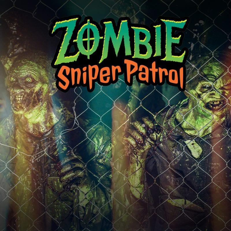 Zombie Sniper Patrol